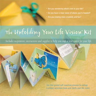 Unfolding Your Life Vision Kit Cover